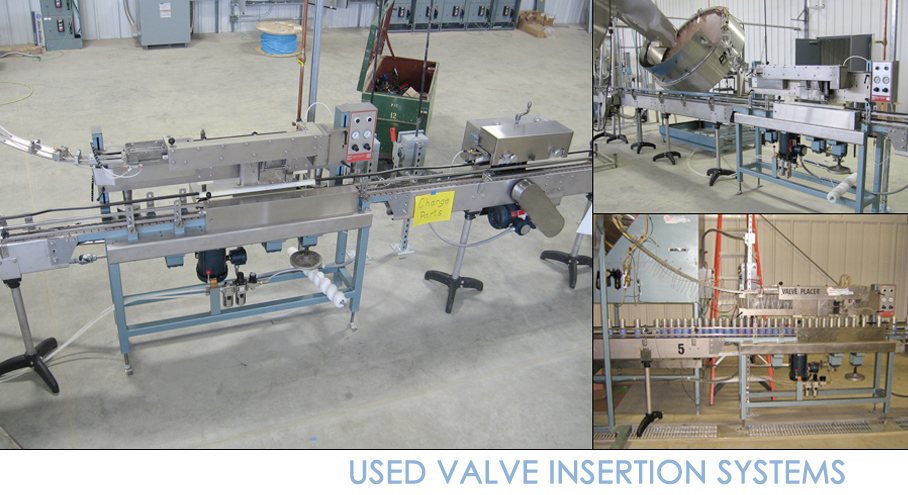 used_valve_insertion_system